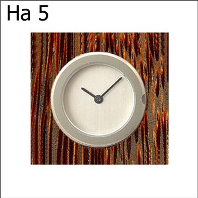 Deja Vu HA-5 Kleine vierkante van palmhout