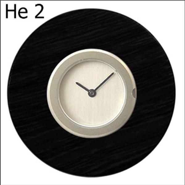 Afbeelding van HE-2-D Dunne Grote ronde van ebbenhout