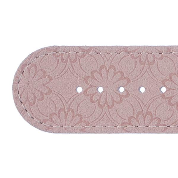 Afbeelding van Roze met bloemenmotief UB 147-1