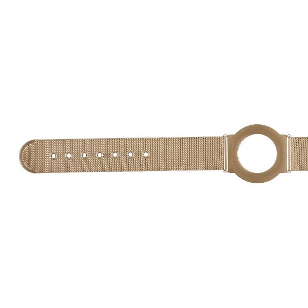 Afbeelding van Metalen gevlochten band Mb-3G