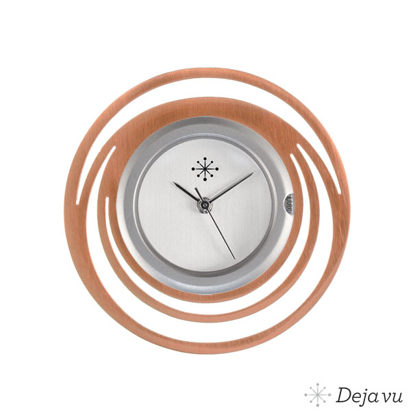Afbeelding van Rosé gouden spiraal E 49