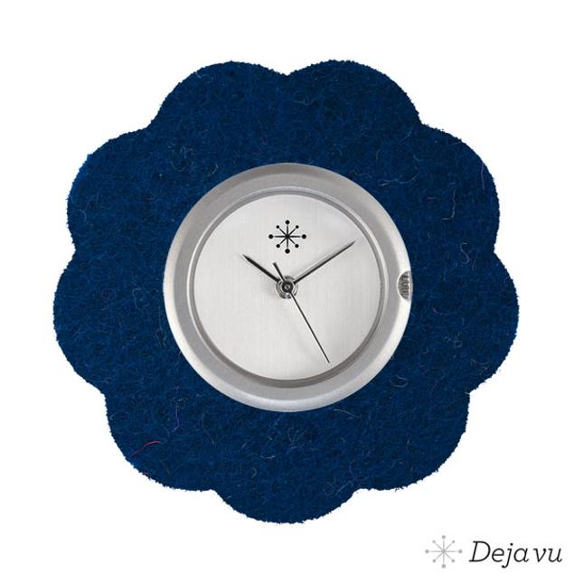 Deja Vu Donkerblauw F 69