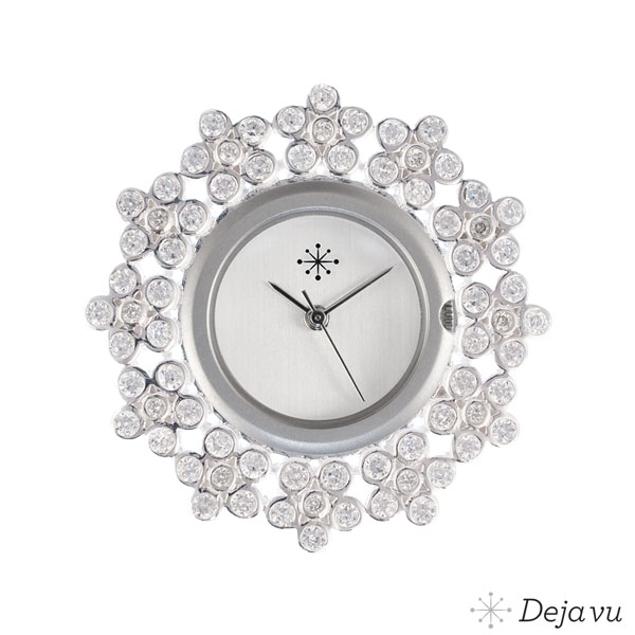 Deja Vu Zilveren sierring Si 103
