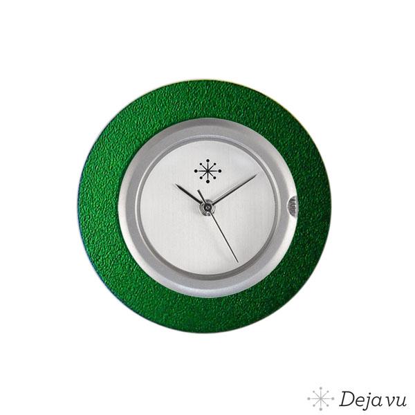 Afbeelding van Aluminium groene sierring A01-04