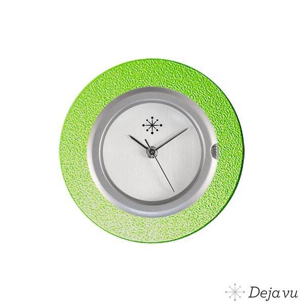 Afbeelding van Aluminium groene sierring A01-10