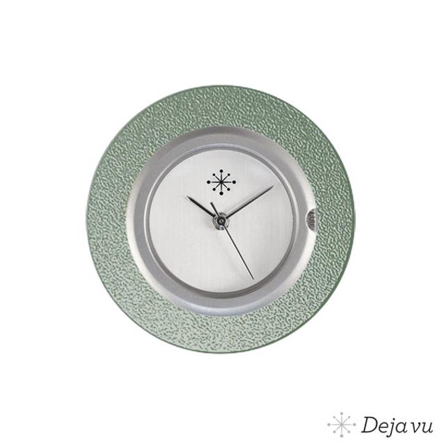 Deja Vu Aluminium grijze sierring A01-15