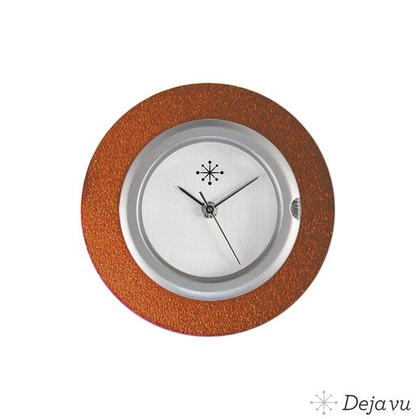 Afbeelding van Aluminium oranje sierring A01-20