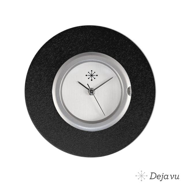 Afbeeldingen van Aluminium zwarte sierring A02-07