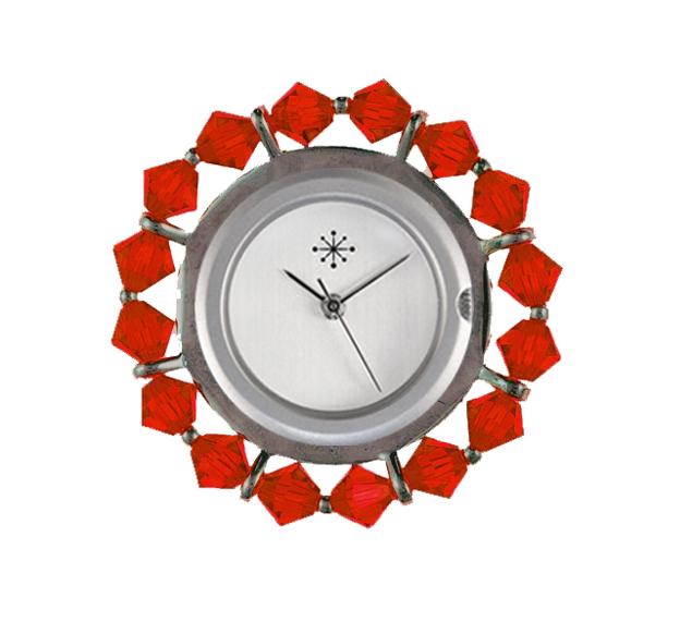 Afbeeldingen van Zilveren sierring Si 110-10