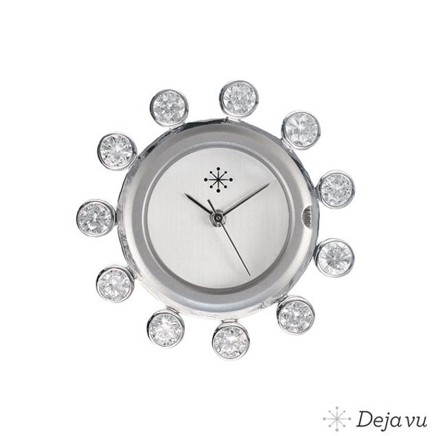 Deja Vu Zilveren sierring Si 46-15