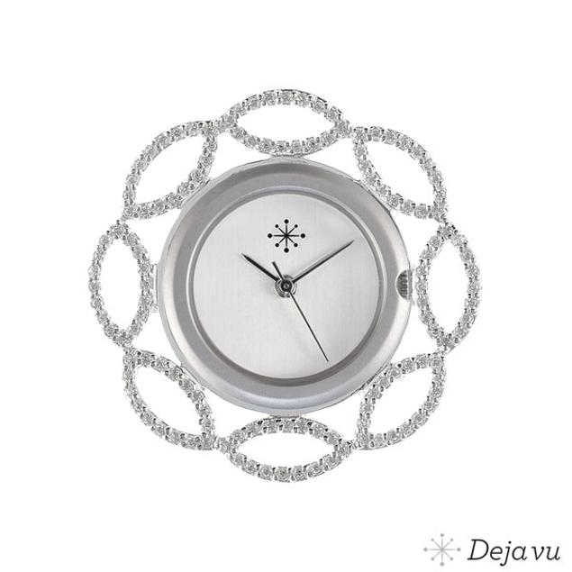 Deja Vu Zilveren sierring Si30-2