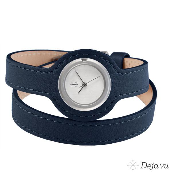Afbeelding van Saffierblauw - wikkelband