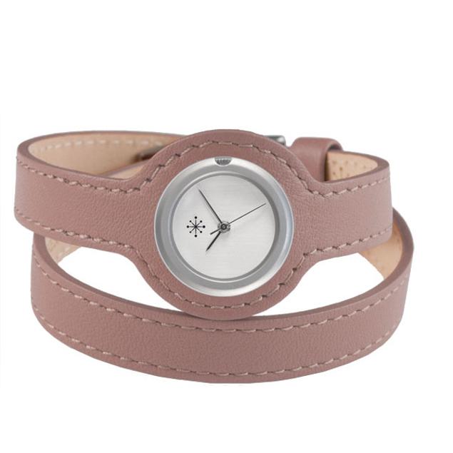 Deja Vu Oud roze - wikkelband