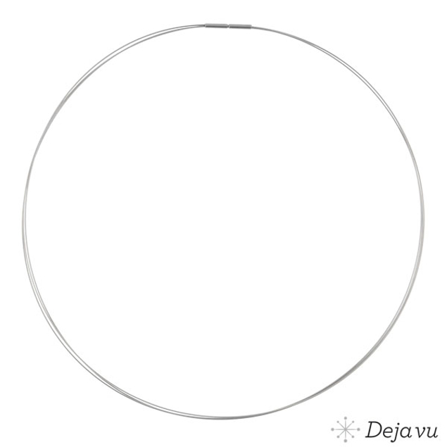 Afbeeldingen van Ziverkleurige ketting DVSE