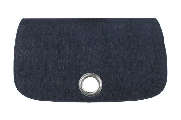 Afbeelding van Jeans blauwe textiel Cover BGC302
