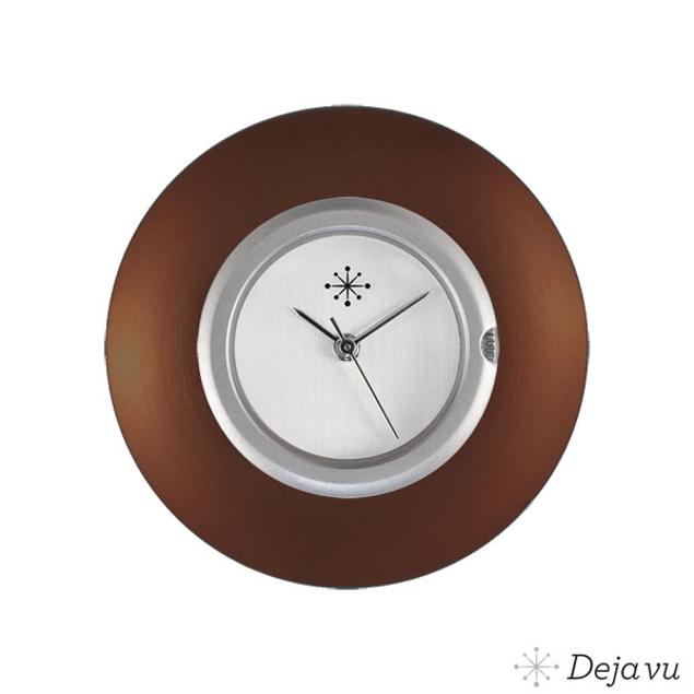 Deja Vu Aluminium bruine sierring A 52-19