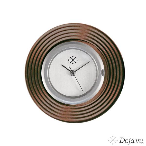 Afbeelding van Aluminium bruine sierring A 65-19