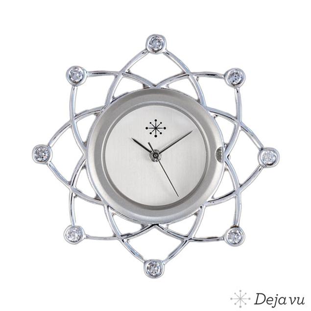 Deja Vu Zilveren sierring Si 156