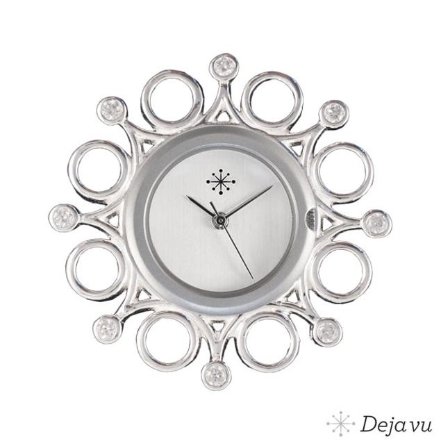 Deja Vu Zilveren sierring Si 158