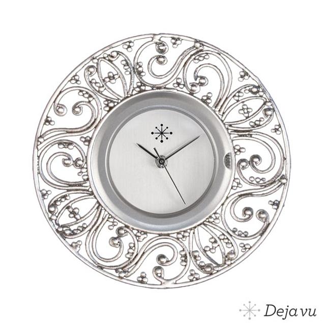 Deja Vu Zilveren sierring Si 166