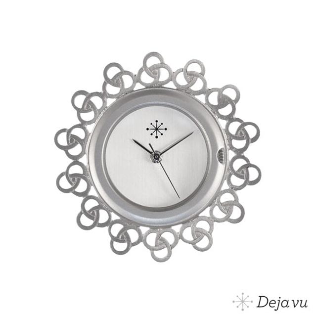 Deja Vu Zilveren sierring Si 37-1