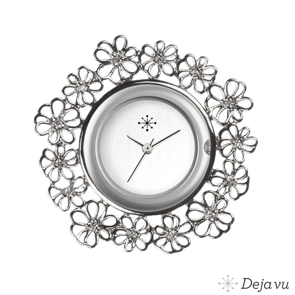 Afbeelding van Gegoten sierring silverkleurig Gu103