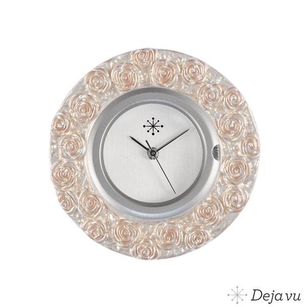 Afbeelding van Gegoten sierring Gu25-ak rose-zilver