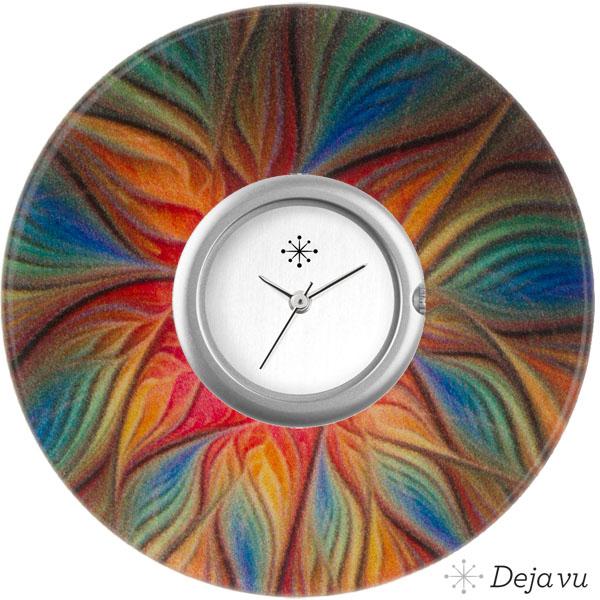 Afbeelding van Sierring met print DJV-L197-1