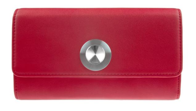 Afbeeldingen van Portemonnee rood