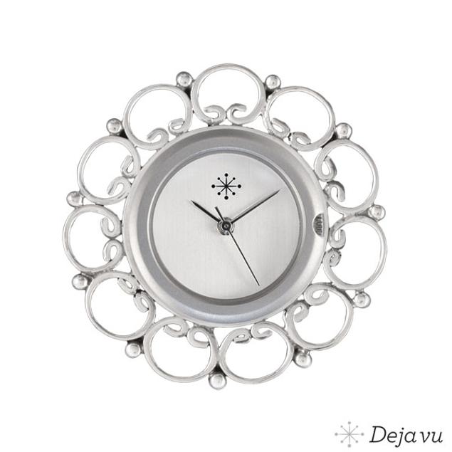 Deja Vu Zilveren sierring Si 60