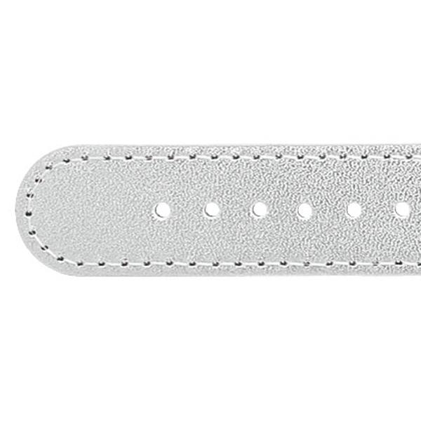 Afbeelding van Metaillic zilveren band US428p
