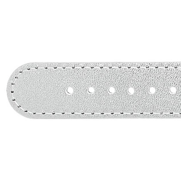 Deja Vu Metaillic zilveren band US428p