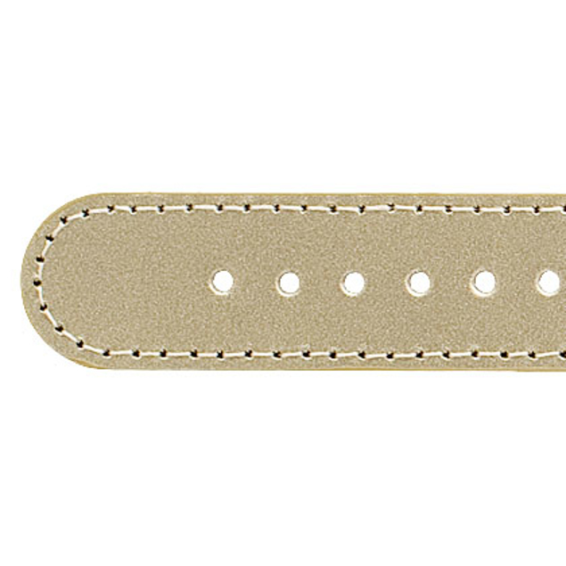Deja Vu Metallic gouden band US430p