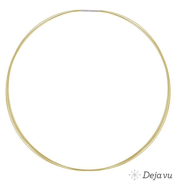 Afbeelding van Goudkleurige ketting DVSG