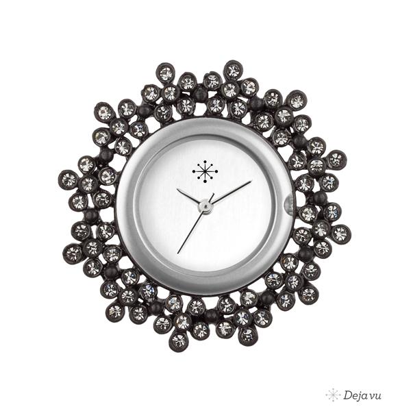 Afbeelding van Edelstalen sierring met kralen EE98